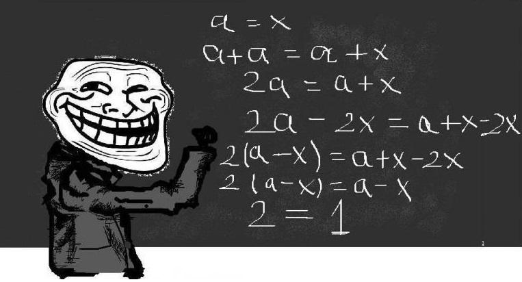 Прикольные картинки про математиков